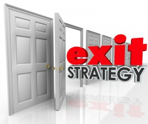 exit strategy on door