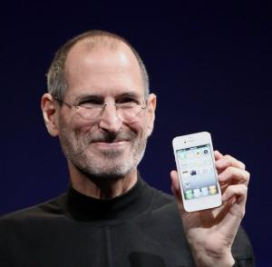 """Steve Jobs Headshot 2010-CROP"" by Matthew Yohe. Licensed under CC BY-SA 3.0 via Wikimedia Commons - http://commons.wikimedia.org/wiki/File:Steve_Jobs_Headshot_2010-CROP.jpg#mediaviewer/File:Steve_Jobs_Headshot_2010-CROP.jpg"